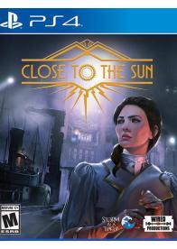 PS4 Close to the Sun -GamesGuru
