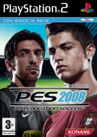 GamesGuru.rs - Pro Evolution Soccer 2008 - Igrica za PS2