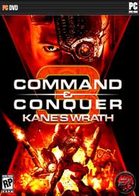 GamesGuru.rs - Command & Counquer - Kane's wrath front