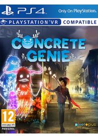 PS4 Concrete Genie - GamesGuru