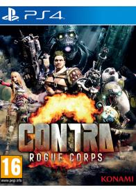 PS4 Contra – Rogue Corps - GamesGuru