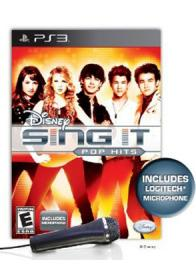 GamesGuru.rs - Sing It: Pop Hits, Bundle - Igrica i mikrofon za PS3