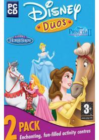 GamesGuru - Disney Princess Duo (Royal Horse Show + Fashion Boutique 2) - Igrice
