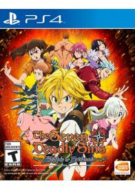PS4 THE SEVEN DEADLY SINS