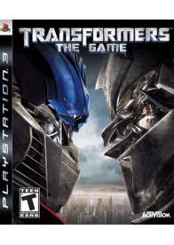 GamesGuru.rs - Transformers, The Game - Igrica za PS3