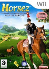 GamesGuru.rs - Horsez Ranch Rescue - Igrica za Wii