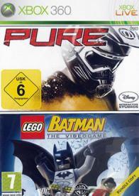 GamesGuru.rs - Pure + Lego Batman: The Videogame - Igrice za Xbox360