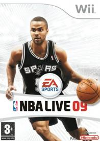 NBA Live 09 - Igrica za Wii