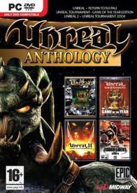 GamesGuru.rs - Unreal Anthology - Igrica za kompjuter