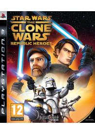 Star Wars The Clone Wars: Republic Heroes - Igrice za PS3