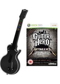 GamesGuru.rs - Guitar Hero Metallica (Bundle) - Igrica za Xbox360