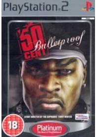 GamesGuru.rs - 50 Cent: Bulletproof Platinum - Igrica za PS2
