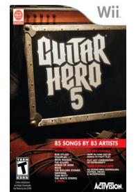 GamesGuru.rs - Guitar Hero 5 Standalone Software - Guitar Hero igrica za Wii