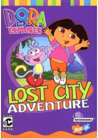 GamesGuru.rs - Dora The Explorer/Dora Lost City - Igrica za kompjuter