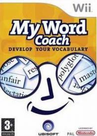 GamesGuru.rs - My Word Coach - Igrica za Wii