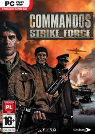 GamesGuru.rs - Commandos: Strike Force - Igrica - Pucačka