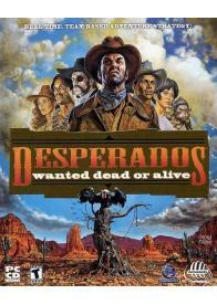GamesGuru.rs - Desperados: Wanted Dead or Alive