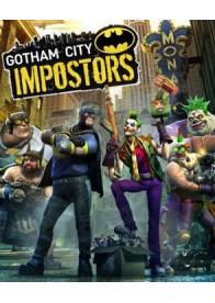 GamesGuru.rs - Gotham City Impostors - Preorder - Igrica za PS3