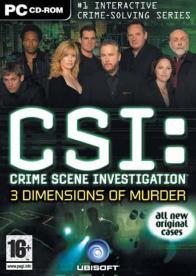 GamesGuru.rs - CSI 3: Dimensions of Murder  - Igrica