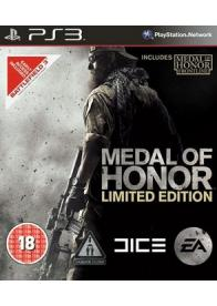 GamesGuru.rs - Medal Of Honor - Limited Edition - Igrica za PS3