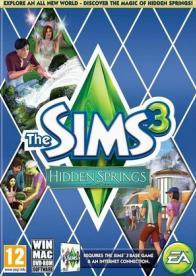 GamesGuru.rs - The Sims 3 - Hidden Springs - Code in a Box - Igrica za kompjuter