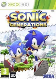 GamesGuru.rs - Sonic Generations - Igrica za XBOX