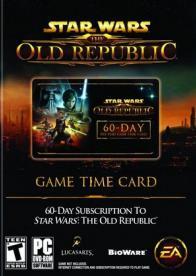 GamesGuru.rs - Star Wars: The Old Republic 60 Day Timecard - Prepaid za igru
