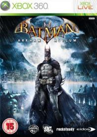 GamesGuru.rs - Batman Arkham Asylum - Originalna igrica za XBOX