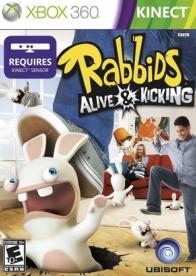 GamesGuru.rs - Raving Rabbids Alive & Kicking - Originalna kinect igrica za XBOX