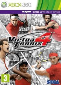 GamesGuru.rs - Virtua tennis 4 - Igrica za XBOX(može i sa Kinect opremom)