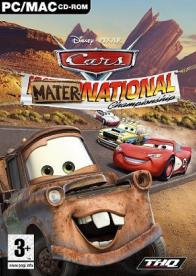 GamesGuru.rs - Cars 2 Mater National - Igrica za kompjuter