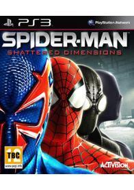 GamesGuru.rs - Spiderman Shattered Dimensions - Igrica za PS3