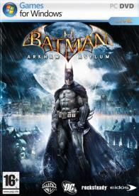 GamesGuru.rs - Batman Arkham Asylum - Igrica za kompjuter