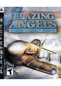 GamesGuru.rs - Blazing Angels: Squadrons of WWII - Igrica za PS3