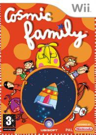 GamesGuru.rs - Cosmic Family - Igrica za Wii