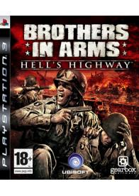 GamesGuru.rs - Brothers In Arms Hells Highway - Igrica za PS3
