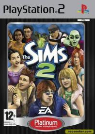 GamesGuru.rs - The Sims 2 Platinum - Igrica za PS2