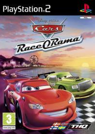 GamesGuru.rs - Cars 3 Race-O-Rama - Igrica za za PS2