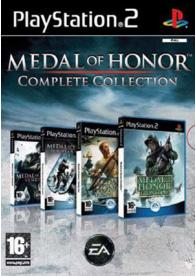 GamesGuru.rs - Medal of Honor Quad Pack Collection - Igrica za PS2