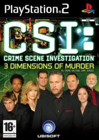 GamesGuru.rs - CSI 3: Dimensions of Murder - Igrica za PS2