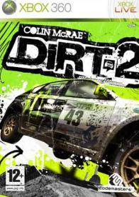 GamesGuru.rs - Colin McRae: Dirt 2 - Originalna igrica za Xbox360