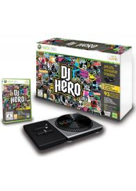 GamesGuru.rs - DJ Hero bundle - Igrica i turntable za Xbox360
