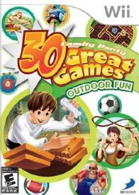 GamesGuru.rs - Family Party 2 Outdoor Fun - Igrica za Wii