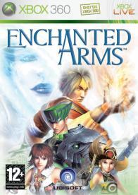 GamesGuru.rs - Enchanted arms - Originalna igrica za Xbox360