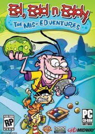 GamesGuru.rs - Ed, Edd, Eddy, The Misadvenures - Igrica za kompjuter