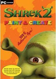 GamesGuru.rs - Shrek 2: Paint and Create - Igrica za kompjuter