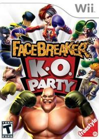Facebreaker K.O. Party - Igrica za Wii