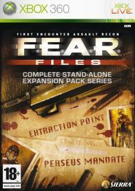 GamesGuru.rs - F.E.A.R. Files - Originalna igrica za Xbox360