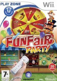 GamesGuru.rs - Funfair Party - Originalna igrica za Wii