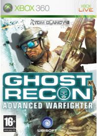 GamesGuru - Ghost Recon Advanced Warfighter Classic - Originalna igrica za Xbox